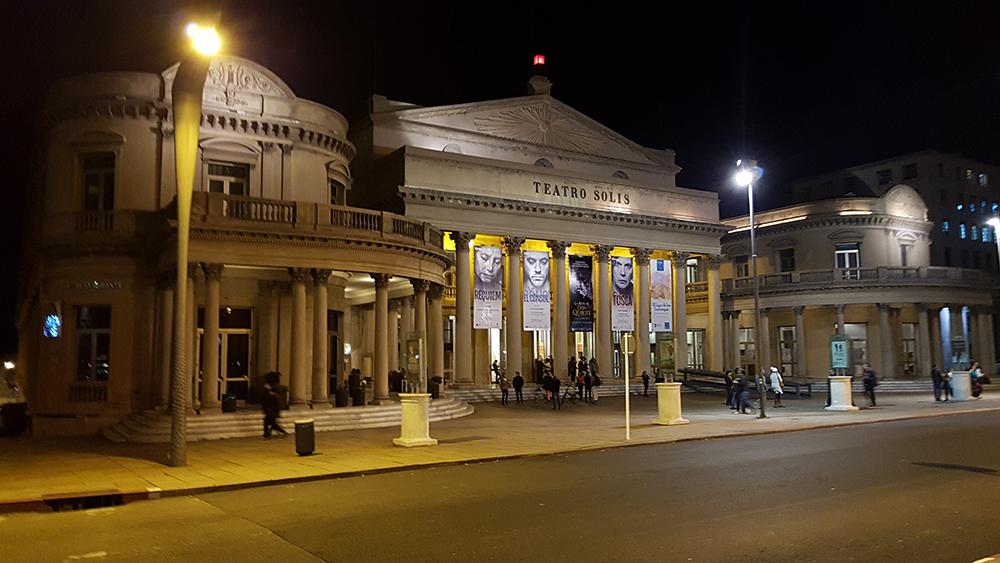 Montevideo, giorno 13