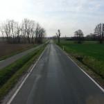 Der Weg von einem Kunden zur Hauptverkehrsstraße