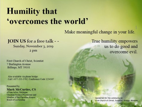 Humility-09-29-19-Lecture