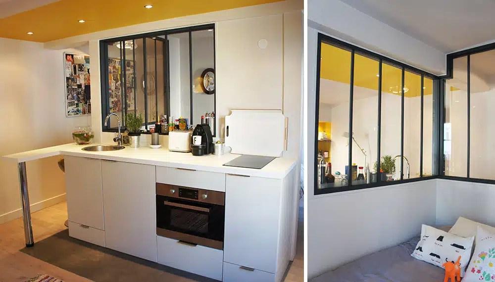 Appartement avant aprs  Christiansen Design