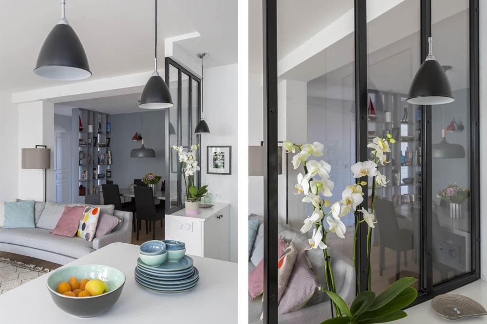 Appartement dcoration scandinave  Hauts de Seine  Christiansen Design
