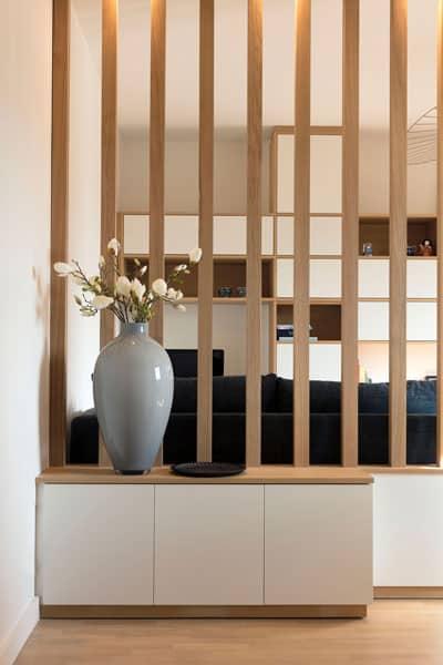 appartement au design japonais et