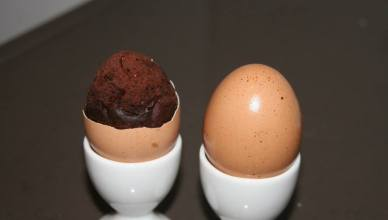 Egg Brownie