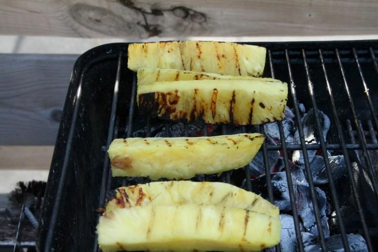 Kreeft ananas salade - Grillmarks