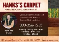 hanks carpet