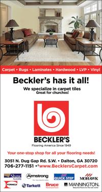 Christians In Business - Beckler's Carpet - Details