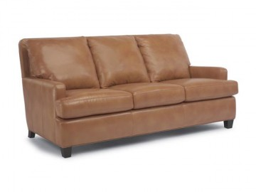 thomasville benjamin leather sofa ethan allen lynn reviews – christianson furniture