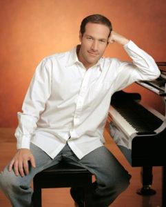 Jim Brickman in a Piano Cover