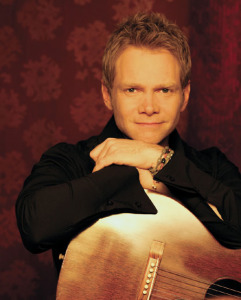 Steven Curtis Chapman with Guitar