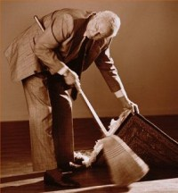 Christians Together : Sweeping it under the carpet