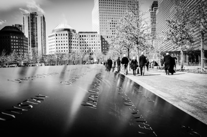 Amerika Reisen: Ground Zero, New York City