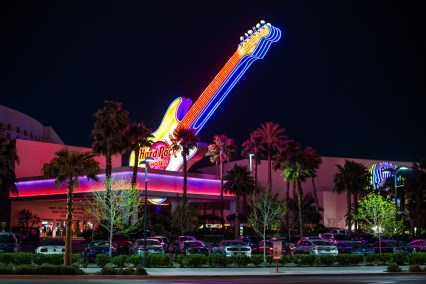 Hard Rock Hotel and Casino, Las Vegas