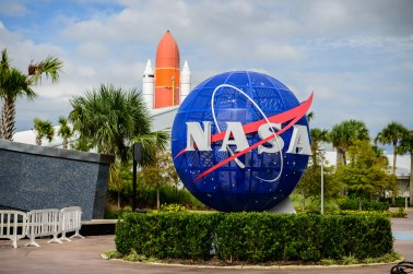 Kennedy Space Center, Merritt Island, Florida, USA