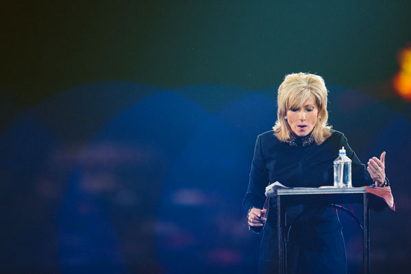 Metoo beth moore kay warren among thousands revealing sex abuse popular speaker and author beth moore gives a bible study to 60000 students about the significance and symbolism in the lords supper at passion 2013 in voltagebd Image collections