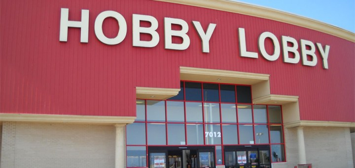 Hobby Lobby Now Retailing Christian Books