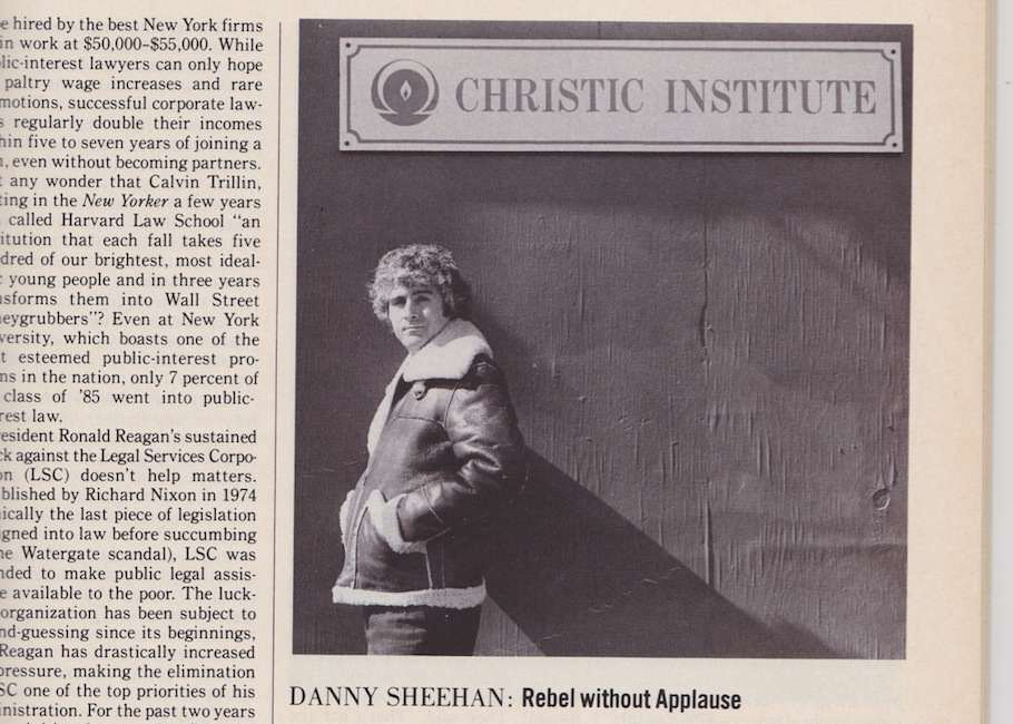 """""""New Age"""" Article on Danny"""