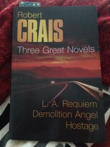 Book Cover Robert Crais Three Great Novels