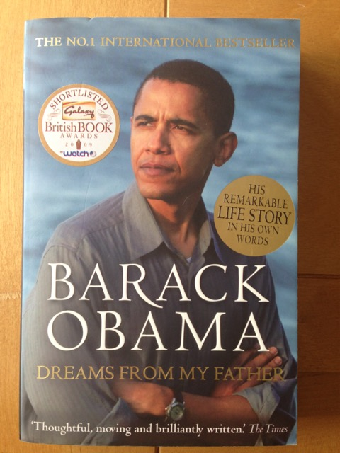 barack obama dreams of my father essay Barack obama's book, dreams from my father, is reviewed here by stephen northcutt of the sans technology institute stephen feels that the book ends better than it begins in fact, he believes that mr obama was very generous to let so many strangers into his headspace.