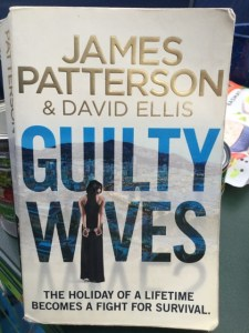 Book Cover - Guilty Wives, James Patterson & David Ellis