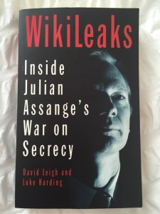Wikileaks Book Cover