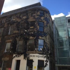 Edinburgh Building Art