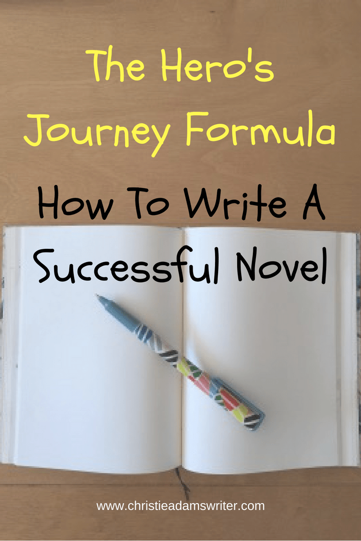 The Hero's Journey Formula – How To Write A Successful Novel