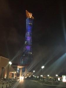 Doha_torch