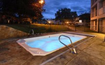 Outdoor Jacuzzi Hot Tub Spa