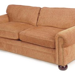 Plush Archer Sofa Bed Price Wayfair Furniture Tables A Brown Upholstered Two Seat Sleeper By