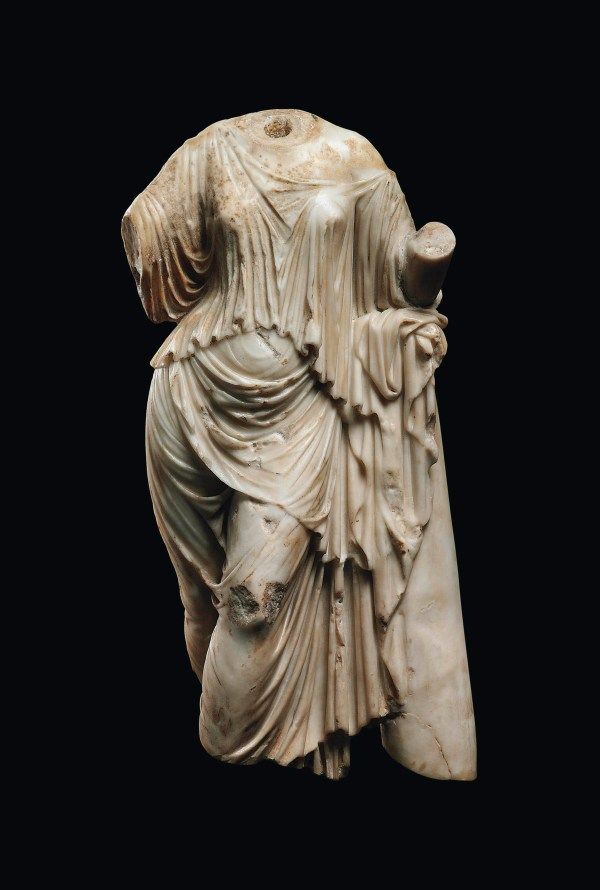 Roman Marble Aphrodite Circa 1st-2nd Century