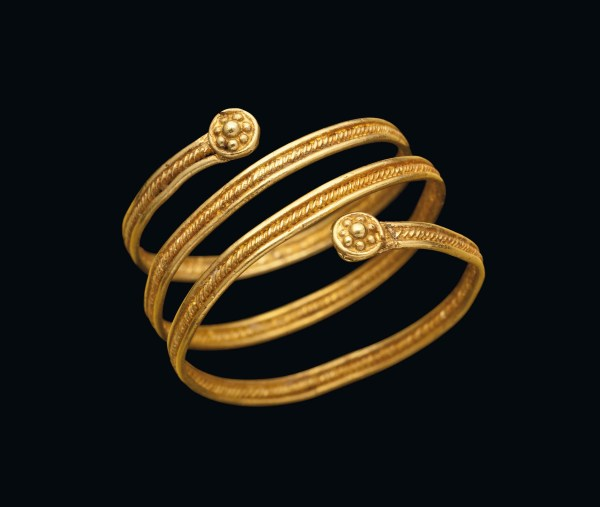 Ancient Etruscan Gold Rings