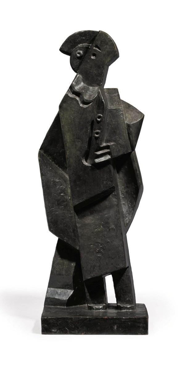 Jacques Lipchitz Sculptures