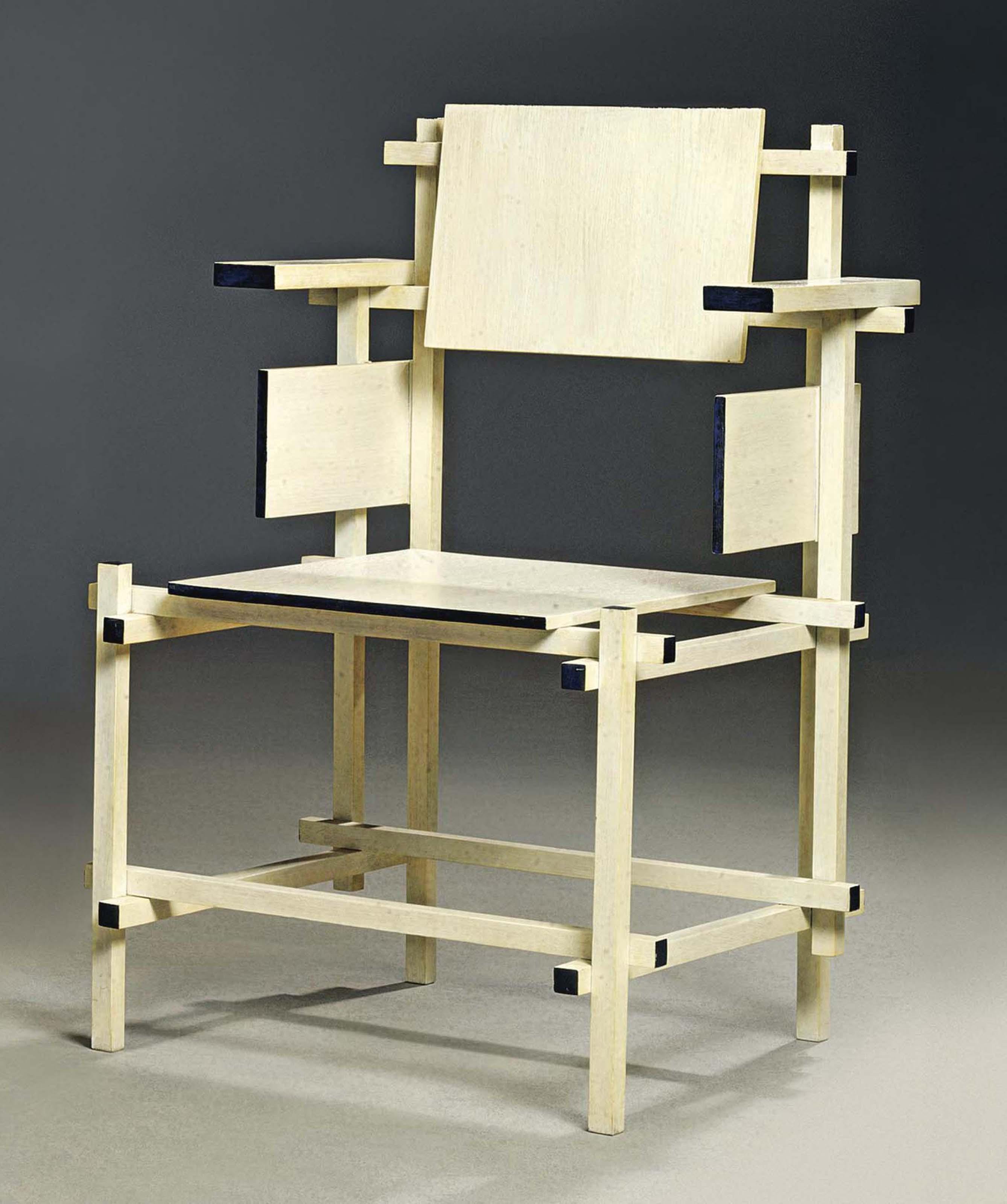 gerrit thomas rietveld chair desk on carpet 1888 1964 dining