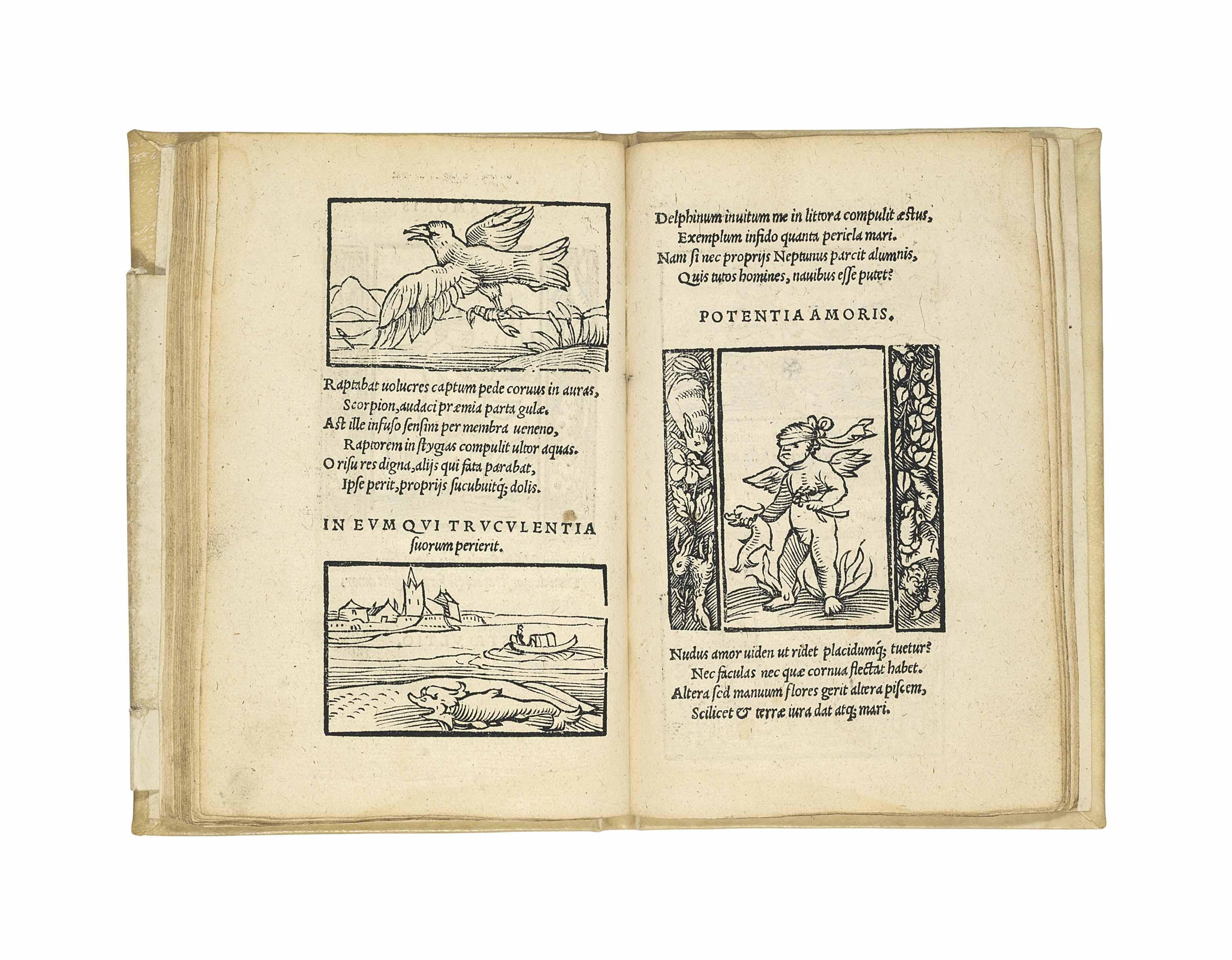 Alciatus Andreas Emblematum Liber Augsburg