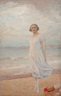 Anselmo Miguel Nieto Spanish 1881-1964 Maiden