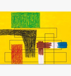jonathan lasker b 1948 explanation of ice to a summer insect insect diorama ice insect diagram [ 3200 x 2490 Pixel ]