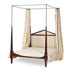 French Canopy Chair Master Bedroom A Fruitwood Bed With Steel Christie 39s