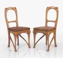 Hector Guimard Chair 1900
