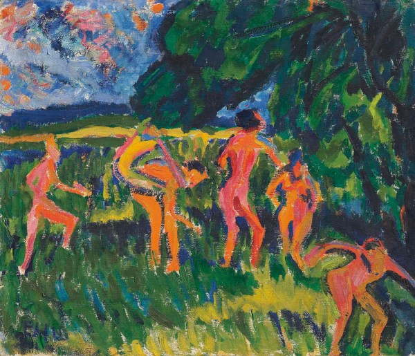 Erich Heckel Paintings