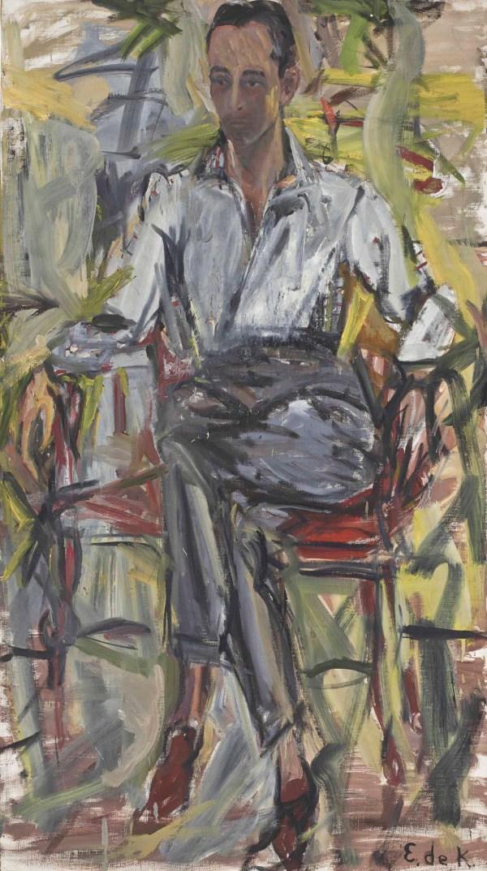 Elaine De Kooning 1918-1989 Leo Castelli Christie'