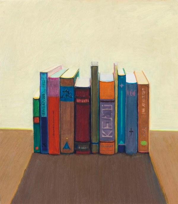 Wayne Thiebaud . 1920 Books Christie'