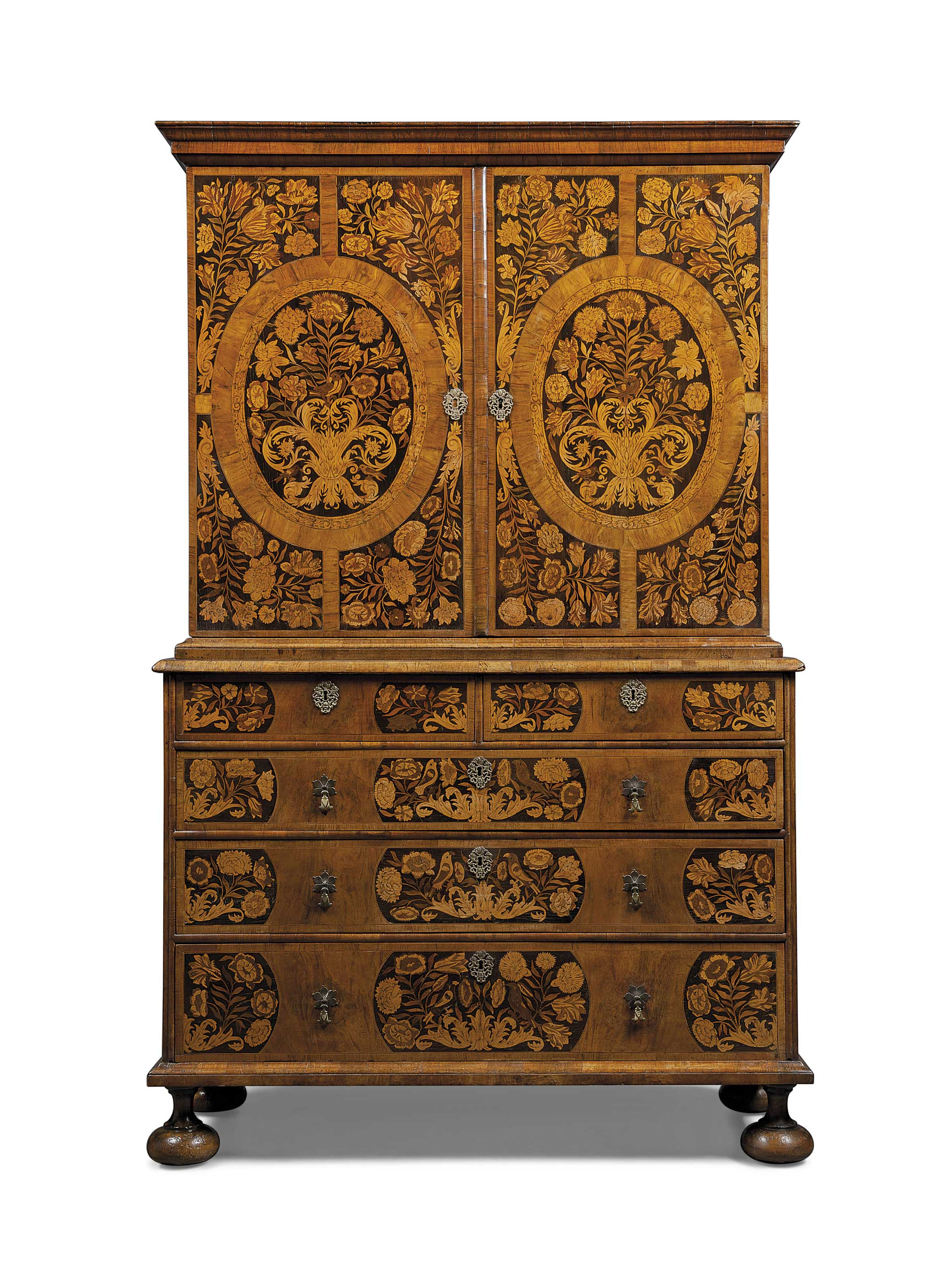 Chest Wide Short Drawers