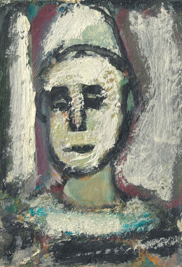 Georges Rouault Clown