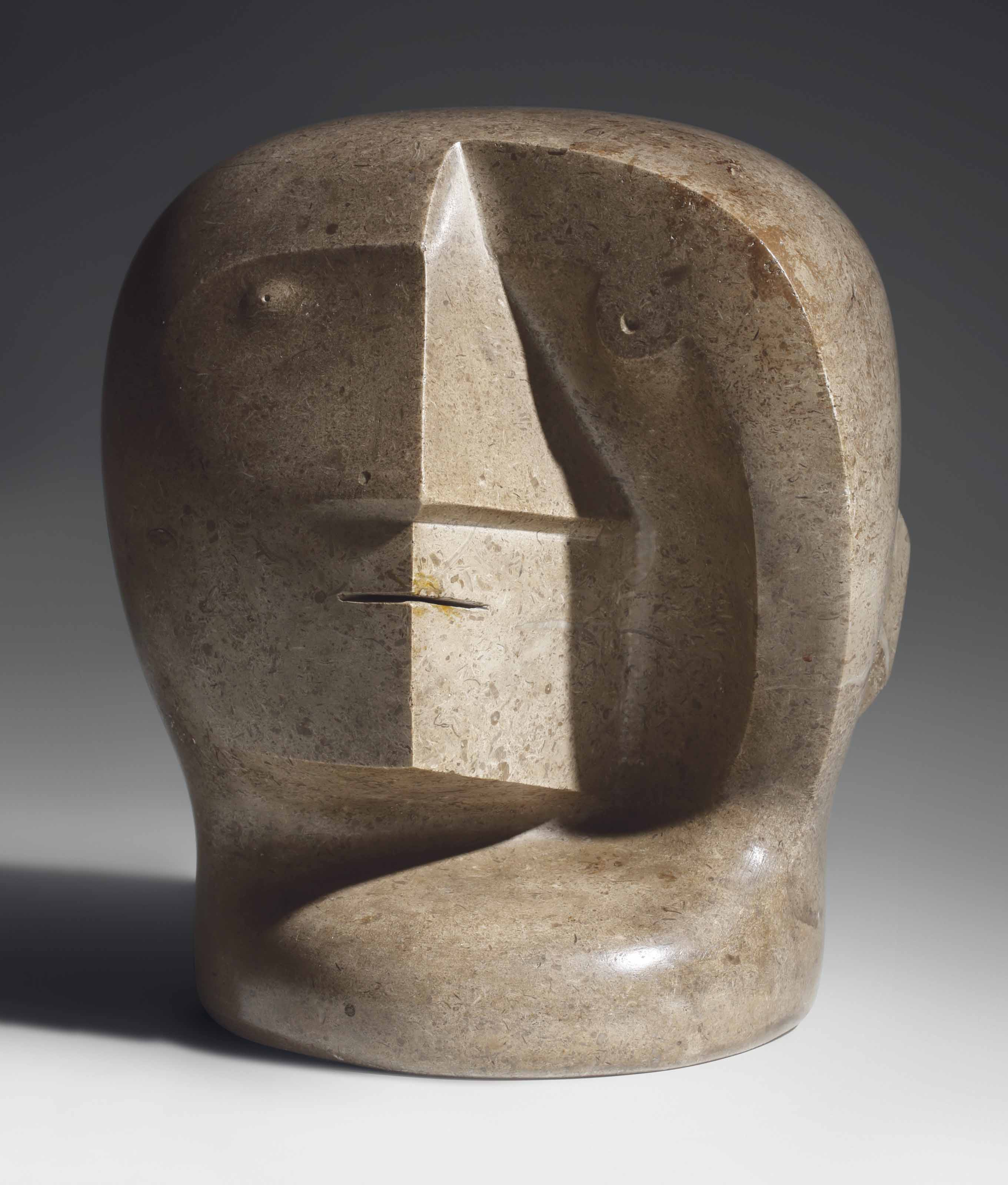 Henry Moore O M C H Head