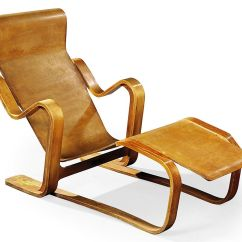 Marcel Breuer Chair Pottery Barn Go Anywhere 1902 1981 Long Designed 1936