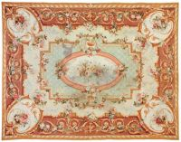 AN AUBUSSON CARPET , FRANCE, LAST QUARTER 19TH CENTURY ...