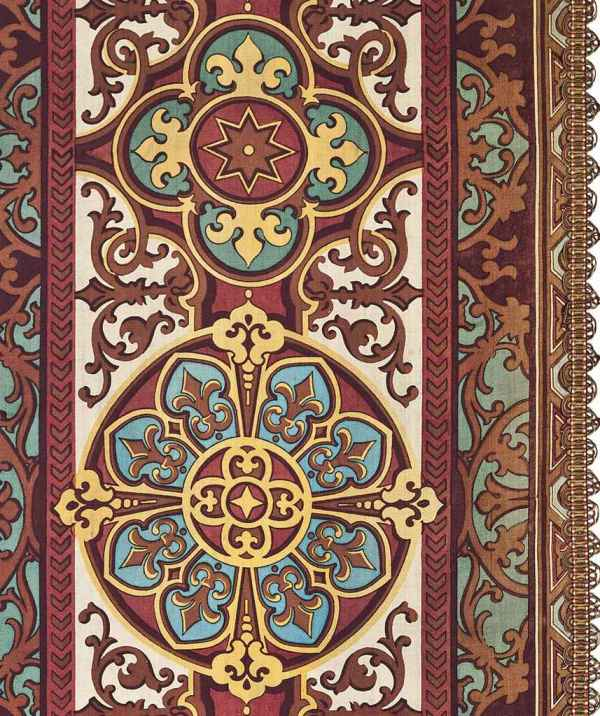 Pattern Gothic Revival Architecture