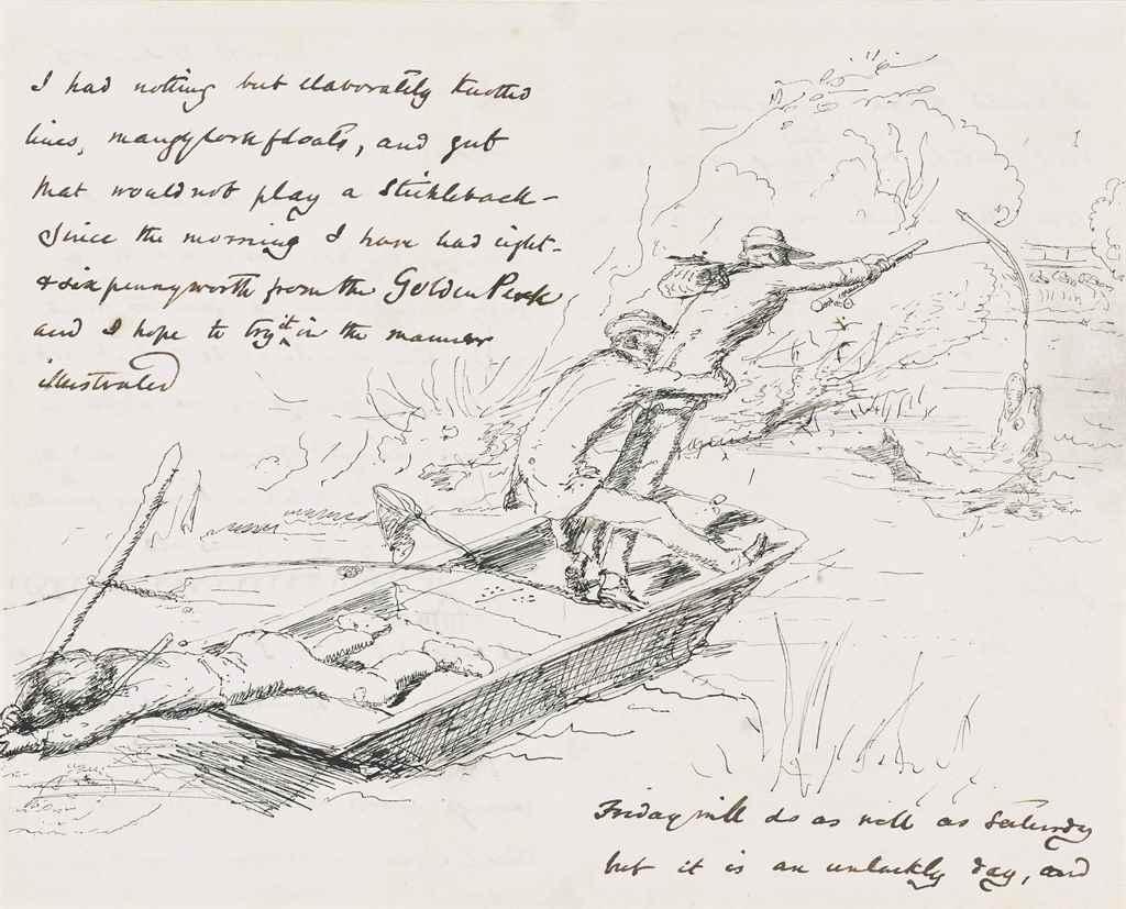 Sir John Everett Millais, P.R.A., R.W.S. (1829-1896) , A