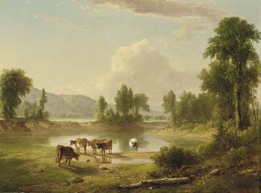 Art History News Asher B Durand