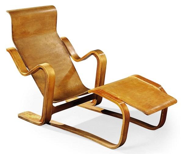 MARCEL BREUER 19021981 LONG CHAIR DESIGNED 1936